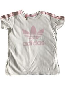 Adidas Girls Age 12-13 Years Tshirt
