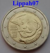 Portugal speciale 2 euro 2017 Raul Brandao UNC