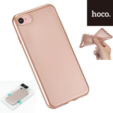 Hoco Dream Colours Electroplate TPU Back Case Cover For the iPhone 7 - Rose Gold
