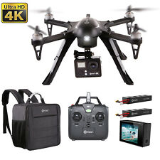 Contixo F17 RC Remote Control Quadcopter Drone 4K WiFi Camera Storage Backpack