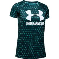 New Under Armour Big Logo Printed Shirt Choose Size MSRP $25.00