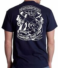 Leadville Colorado 100 mile Trail Bike Finisher T Shirts  Race Across the Sky,