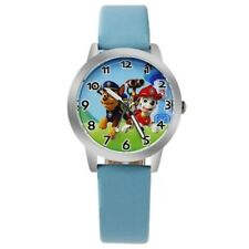 Blue Paw Patrol Wrist Watch Children Kids Boys Girls Gift Stocking Filler