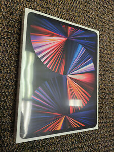 Brand New Sealed Apple iPad Pro 5th Gen 256GB Wi-Fi 12.9 in Space Gray MHNH3ll/a