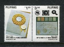 Philippines 1715a, MNH, Philippines' First F.I.P. Gold Medal Award 1984