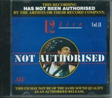 U2 *LIVE - VOL.II* RARE OZ ONLY AMCOS SW33 CD LIKE NEW
