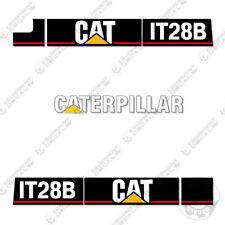 Caterpillar IT28B Wheel Loader Decal Kit Equipment Decals