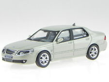 Saab 9-5 Sedan sedan diecast model car in Vitrine Cararama 1:43