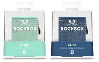 Fresh 'n Rebel ROCKBOX CUBE Fabriq Edition   Kabelloser Bluetooth Lautsprecher