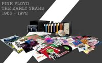Pink Floyd The Early Years 1965-1972Box Set Vinyl CD DVD Bluray FREE US Shipping
