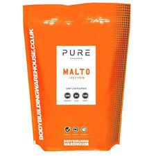 Bodybuilding Warehouse Pure Maltodextrin Carbohydrate Powder 4 Kg