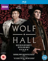 Wolf Hall Blu-Ray (2015) Mark Rylance cert 15 2 discs ***NEW*** Amazing Value