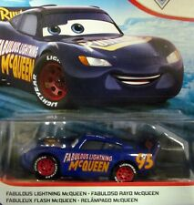 2020 Disney PIXAR CARS - FABULOUS LIGHTNING McQUEEN - Florida 500 segment *HTF*