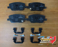 2015-2020 Jeep Renegade Replacement Front Brake Pads New Mopar OEM