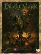 D20 Blight Magic MYG 201 Source Book D&D RPG Arcane Mysteries