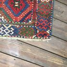 antique rug TurkishEast Anatolian Kurd Yuruk Rug, Turkey, 19th C., 3'8'' x 5'10
