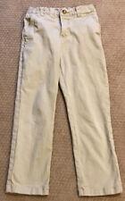 French Toast Straight Boys/Girls Pants- Khaki/Beige - Adjustable Waist -Size 10