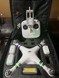 DJI Phantom 3 Standard Quadcopter Drone  RTF, 1 Battery , Controller, Charger