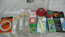 Large mixed lot of sewing supplies and notions, great mix! some vintage