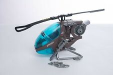 VINTAGE GI JOE - VEHICLE - 1990 Helicopter LOCUST 100% Complete