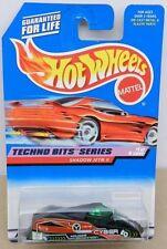 1997 TECHNO BITS SERIES #1 SHADOW JETT SKI II CYBER CAR DRAG 689 HW HOT WHEELS