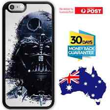 TPU Black Bumper Case Star Wars The Force Awakens Darth Vader Death Star II