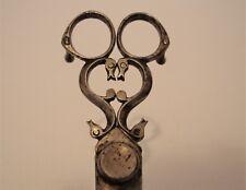 Forbice spegni candela Candle Snuffer Scissors, tardo XVIII Secolo