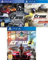 PS4 The Crew PS4 Assorted Games MINT - Same Day Dispatch via Super Fast DEL