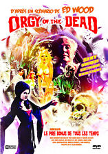 Orgy of the Dead / DVD