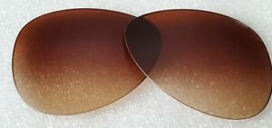 COACH HC7059 Replacement lenses Only BROWN Gradient 100% Authentic 58mm