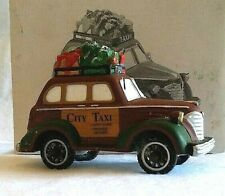 New ListingDept 56 - Heritage Village Collection - City Taxis - #58894