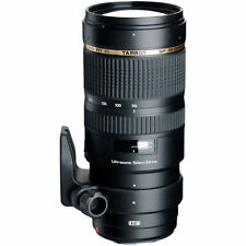 Tamron SP 70mm VC Di USD Lens
