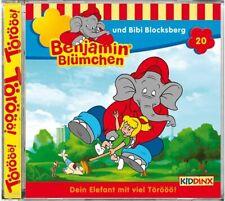 CD * BENJAMIN BLÜMCHEN - FOLGE 20 - UND BIBI BLOCKSBERG # NEU OVP KX