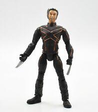 ToyBiz - X-Men 2 United The Movie - Super-Poseable Wolverine Action Figure
