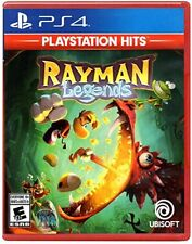 Rayman PS4 Legends PS5 PlayStation Hits Game - New & Sealed