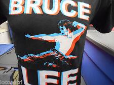 Mens Bruce Lee Enterprises Brand Shirt Shirt New S