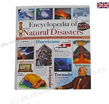 Encyclopaedia of Natural Disasters Book  Pictorial guide Educate Children New