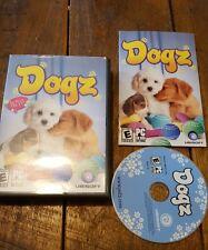 Petz Dogz Dogs Virtual Pet Luv Love Your Puppy PC