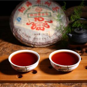 Pu-Erh Tea Authentic King Top Menghai Old Tree Pu'er Black Tea Chinese Tea 357g