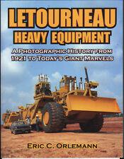Livre Plantes de construction: Letourneau d'équipement lourd-Eric C. orlemann
