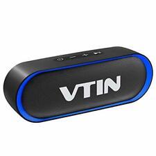 VTIN R4 Bluetooth Speaker V5.0, Portable Bluetooth Speaker bosinas con blutu