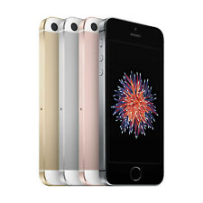 Apple iPhone SE 16GB 32GB 64GB 128GB Verizon GSM Unlocked T-Mobile AT&T 4G LTE