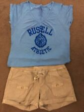 Russell Athletic Short/Tee Set 12