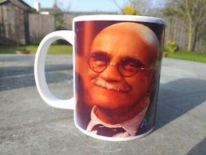 Faces of Alf Garnett Advertising 11 oz Cup / Mug Christmas Birthday Gift