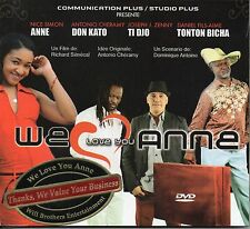 "WE LOVE YOU ANNE ""TonTon Bicha"" -Haitian Comedy DVD - Creole Humor Funny Family"