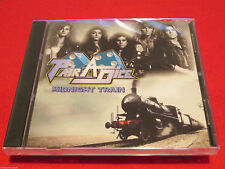 PAIRADICE - Midnight Train - New Glam CD