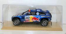 SPARK 1/43 S0823 VOLKSWAGEN RACE TOUAREG 3 #302 WINNER DAKAR 2011