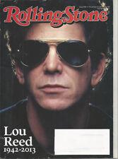 LOU REED Tribute NAYA RIVERA Bruce Dern HAIM Alana Danielle Este Rolling Stone