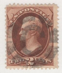 """US SC#146 New York Foreign Mail  Well Centered """"C"""" Cancellation"""