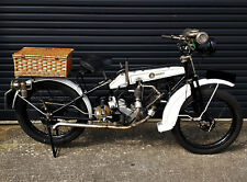 c 1913 wanderer - 400c v twin - very interesting - veteran vintage motorcycle